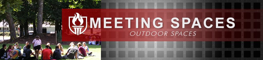Meeting Spaces Outdoors
