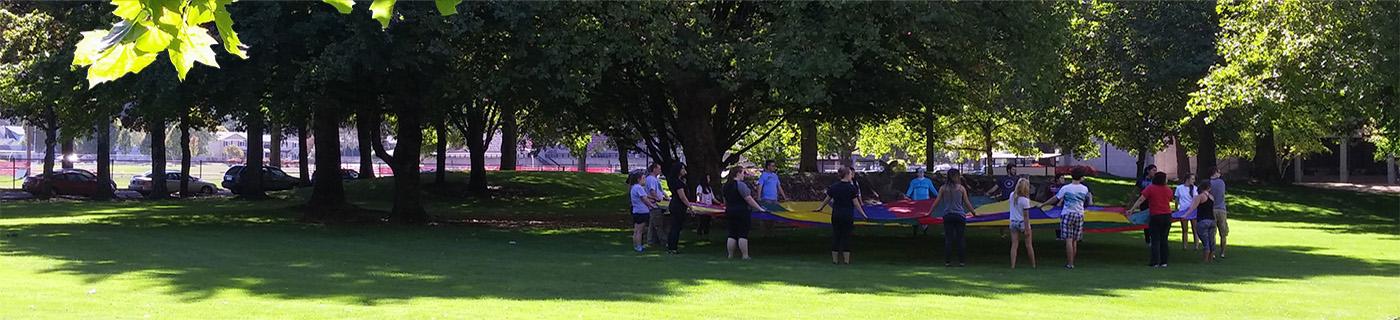 Peer Mentors in the Grove