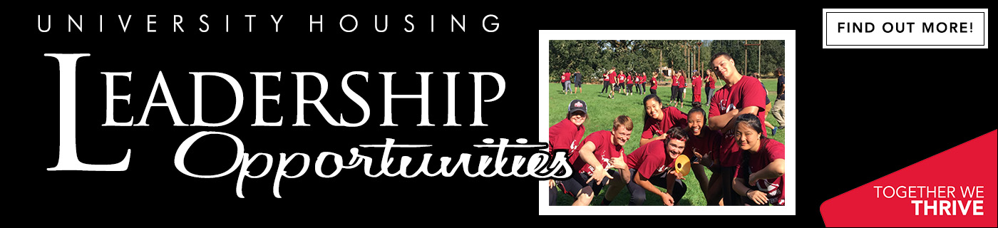 Leadership and Opportunities in University Housing