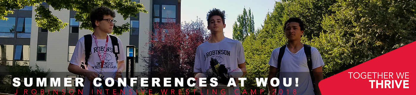Summer Conferences at WOU!