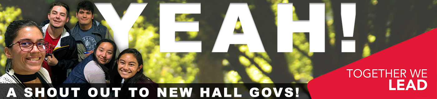 A shout out to New Hall Govs - YEAH!