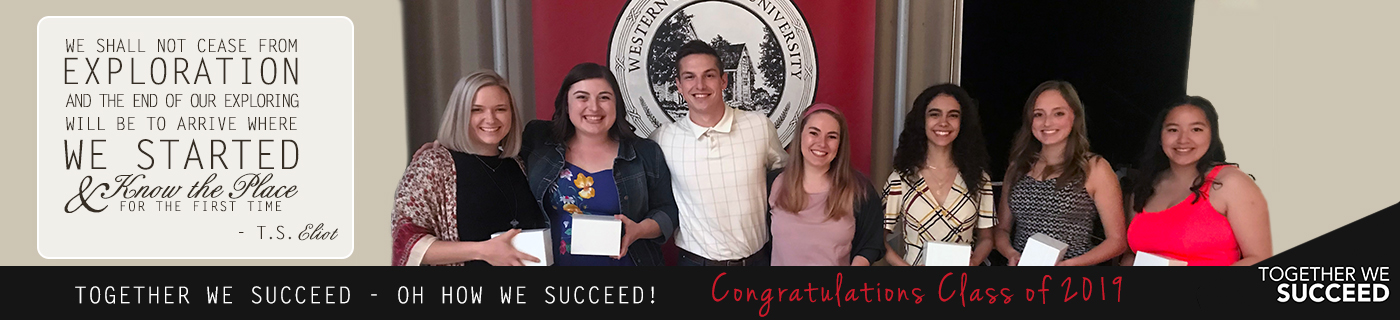 Congratulations WOU Class of 2019!