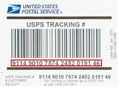 Tracking Tools – University Mail Services